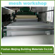 Malla pegajosa de la fibra de vidrio de 2017 alemania para impermeabilizar la fabricación de la malla del mosaico