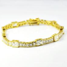 Bracelet en or 925 bijoux à la mode (K-1765. JPG)