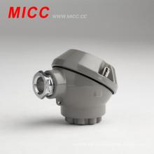 Cabezas de termopar de aluminio y aleación MAA / bloque de terminales