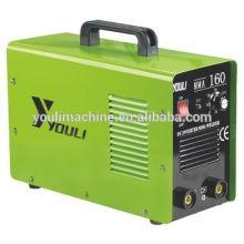 MMA-180 da máquina de soldadura mma do inversor de aço portátil