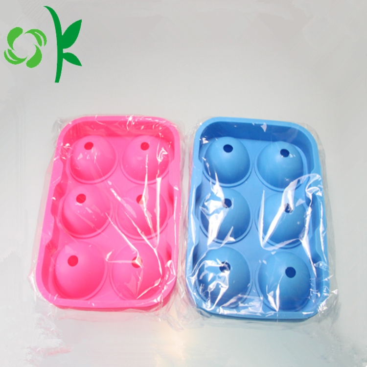 Silicone Ice Sphere Molds