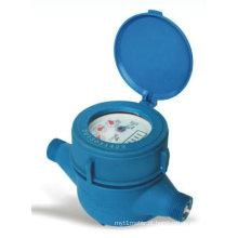 Medidor de água plástica de seta seca rotativa (LXSG-15 ~ 25)