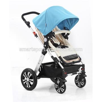Carrinho de bebê luxuoso do estilo europeu Fabricante