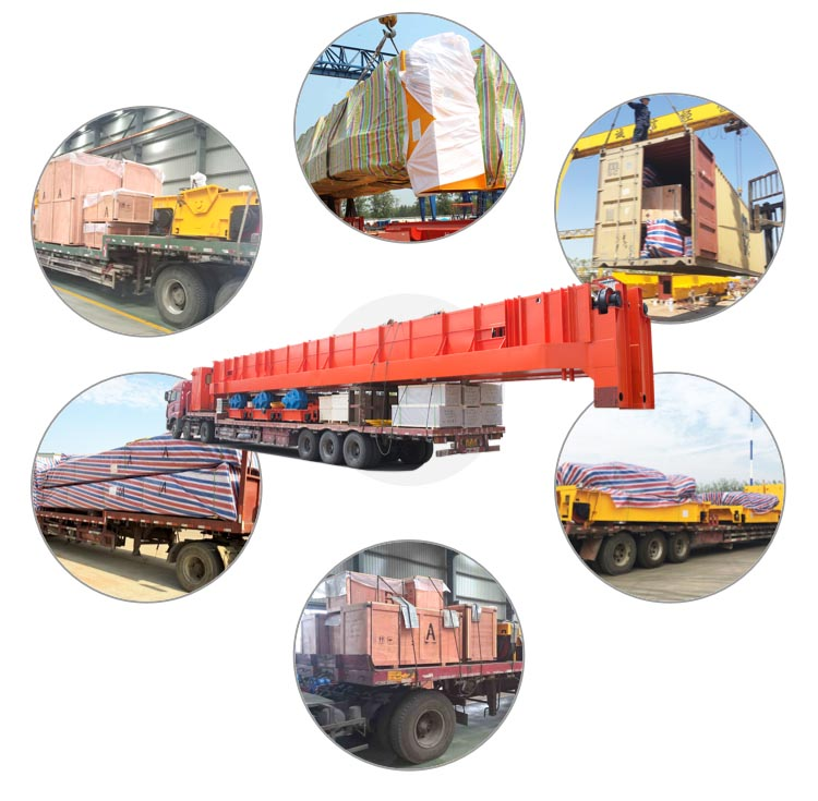 Single Girder Mounted Gantry Crane Sale