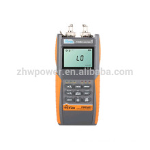 FHM2A02 Optical Loss Test Set, fiber power meter and laser source ,Optical Multimeter with English Menu