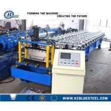 Хорошее качество Bemo Цветная металлическая пленочная рулонная машина / Оцинкованная железа GI Bemo Roll Forming Making