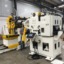 Coil Feeders and Straighteners