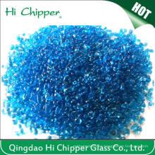 Cuentas Decorativas de Cristal Iridiscente de Ocean Blue