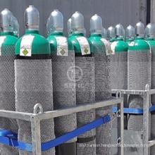 40L 150bar MSDS gas supplied Hydrogen/Co2 /argon gas cylinder price