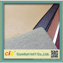 Popular Chinese Synthetic Semi PU Leather