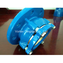 Ductile Iron Restrained Flange Adaptor for Pipes