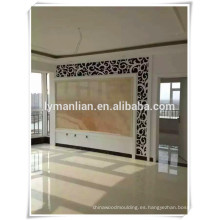 panel de pared decorativo interior textura