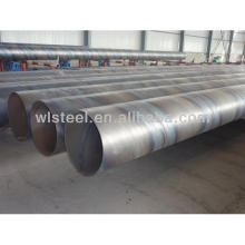 API 5L SSAW carbon steel welded construction steelpipe
