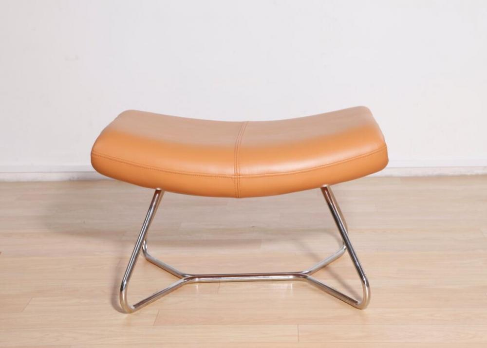 Leather Imola Stool