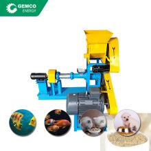 single screw 80-100kg/h tilapia fish meal machine
