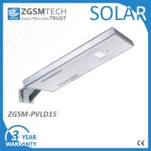 Waterproof 15W Integrated Solar Street Lamp