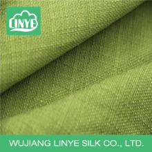 Искусственная льняная ткань / модная обивочная ткань / занавески