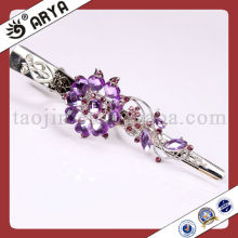Lila Blume Metall Vorhang Clips Für Vorhang Dekoration Vorhang Haken