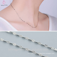 Different Types Bulk Styles Of Sterling Silver Chains
