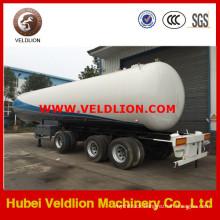 56cbm Pressure Liquid Gas Tanker Trialer