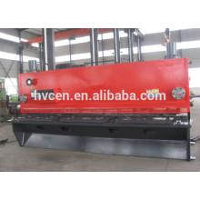 QC11Y-16 * 3200 hydraulische elektrische Schere Maschine