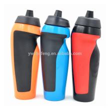 Garrafa plástica relativa à promoção da bebida, garrafa bebendo dos esportes 600ML, garrafa de água