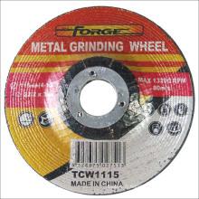 Métal de roue de meulage d'accessoires pour l'OEM fonctionnant en métal