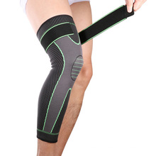 Custom color Breathable Knee Brace Compression Knee Sleeve Sports knee support
