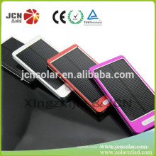Portátil recargable Usb solar automático de la célula móvil cargador solar cargador powerbank