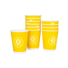 Comgesi High quality paper cups with lid