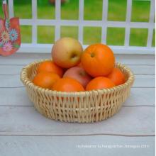 (BC-WB1017) High Quality Handmade Natural Willow Basket/Gift Basket