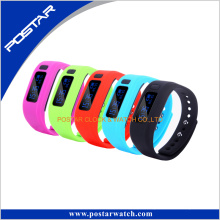 New Time Digital Smart Watch Colorful Bracelet