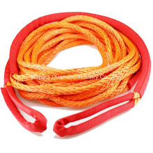 """13/32""""X100′ Optima Extensions Lines, Synthetic Winch ExtensionsRopesee,UhmwpeeMateriall"""