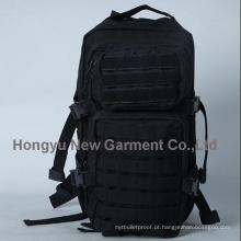 Sacos de mochila de laptop militar preto de alta qualidade com 900d (hy-b066)