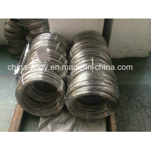 spring wire Inconelx-750 Ni-Cr Based Super Alloy (Uns N07750)
