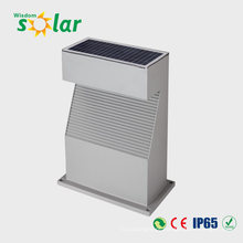 solar jardim led iluminação JR-CP08