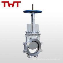 kitz hand wheel lug type 150 lb knife gate valve