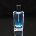 Frascos vazios de vidro de perfume