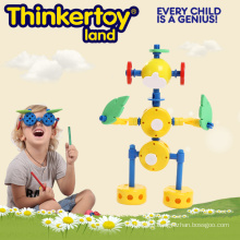 Construction Building System Toy for Daycare