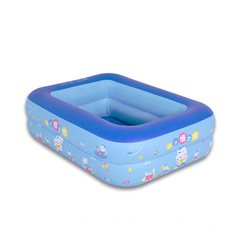 square kiddie pool
