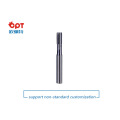 Solid carbide taps straight flute