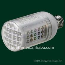 Lampe à LED, ampoule à immersion de 81 LED haute économie d'énergie 4.5 - 5.2W, Remplacer 40W incandescente