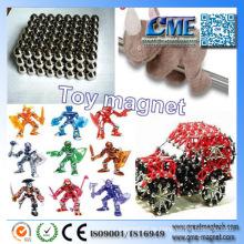 Starke Neodym-Bälle Magnet Magnete Verwendungen in Spielzeug