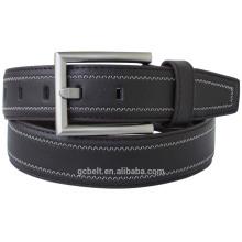 Man's casual wear fashion PU belt