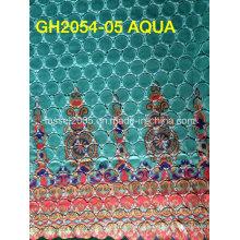 Drucken Guipure Lace Factory für Großhandelspreis für Lager