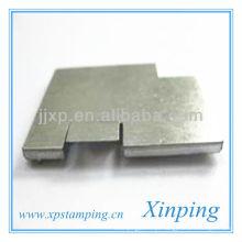 Etiquetas metálicas de precisão de metal de precisão