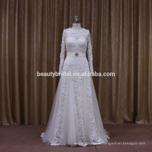 high quality wedding dress with wholesale price DH013