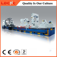 Máquina de torno de rolo de metal manual de precisão manual C61160 Heavy Duty