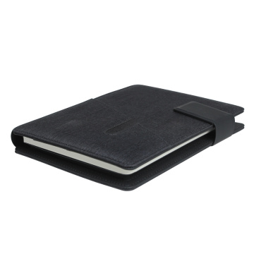 Handig pu oplaad notebook