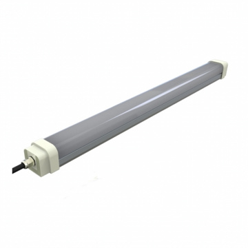3 χρόνια εγγύηση Mini 15w 2ft LED Tube Tri-proof Light Fixture